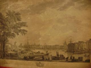 Antiquaire marine peintres de marine les ports de joseph vernet - Le port de bordeaux par joseph vernet ...