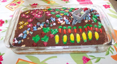 Divasofthedirt, Secret Garden Cake