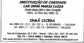 Lar Irmã Mª Luiza