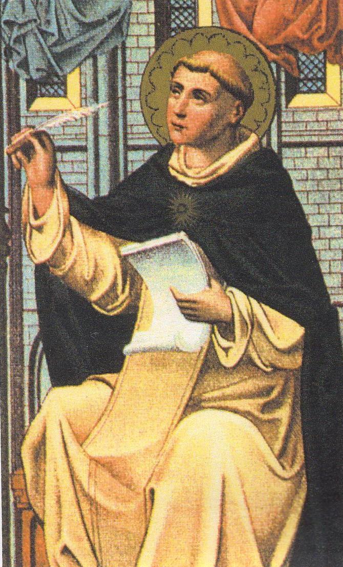 Archbishop Speaks on Aquinas