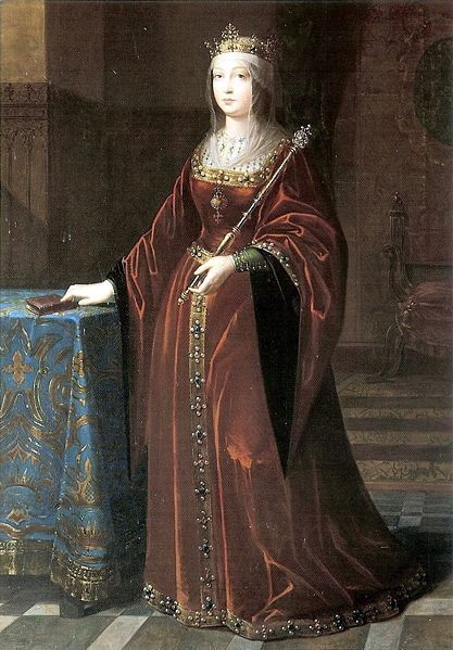Queen Isabela I of Spain
