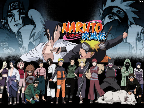 naruto shippuden wallpaper for
