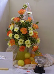 Best floral arrangement 2009