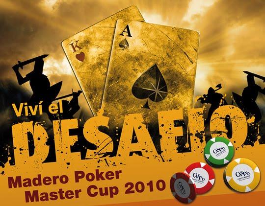 Torneo de poker en casino puerto madero