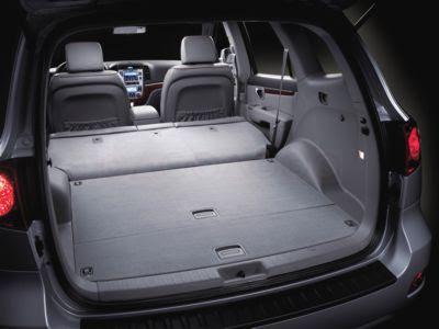 gag mbois blaz: Hyundai Santa Fe Interior
