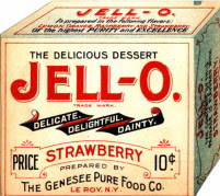 Jell-O cookbook