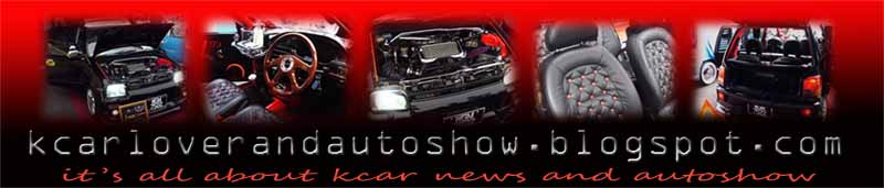 For Kcar Lover And Autoshow