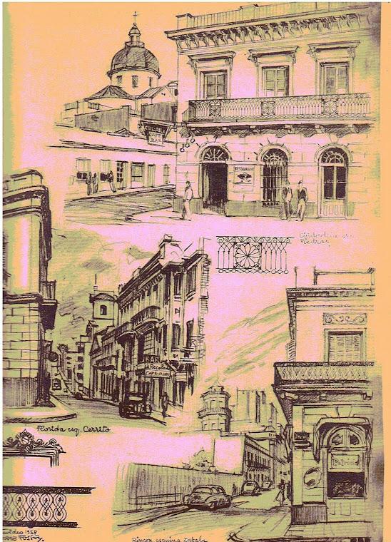 Montevideo por Pierre Fossey