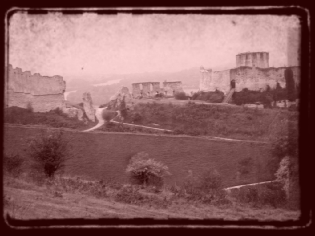 GILSTRAP ROOTS TO FRANCE - CHATEAU GAILLARD