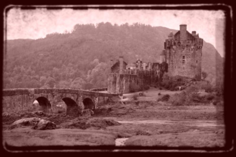 GILSTRAP ROOTS TO SCOTLAND - EILEAN DONAN CASTLE