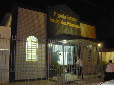 PRIMEIRA IGREJA BATISTA JARDIM DAS PALMEIRAS