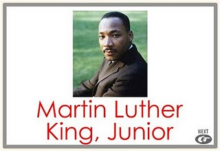 martin luther king jr usages of Kids learn about martin luther king, jr's biography a great civil rights leader.