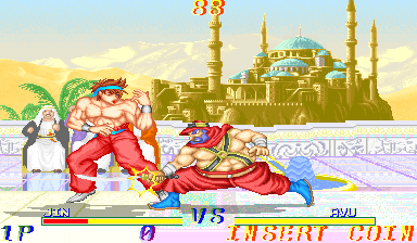 DESCARGAR MARTIAL CHAMPION ARCADE