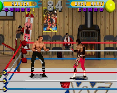 WWF IN YOUR HOUSE PC