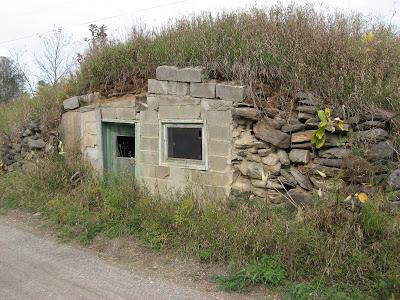 Habitats alternatifs, cabanes et huttes House,+Almonte+051