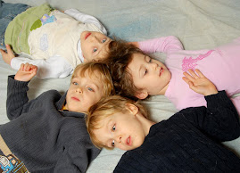 Sidney, Max, Emmy & Lucy