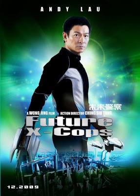 You are watching Future X-Cops (2010) (In Hindi) - Andy Lau, Barbie Hsu, Bingbing Fan, Jiao Xu