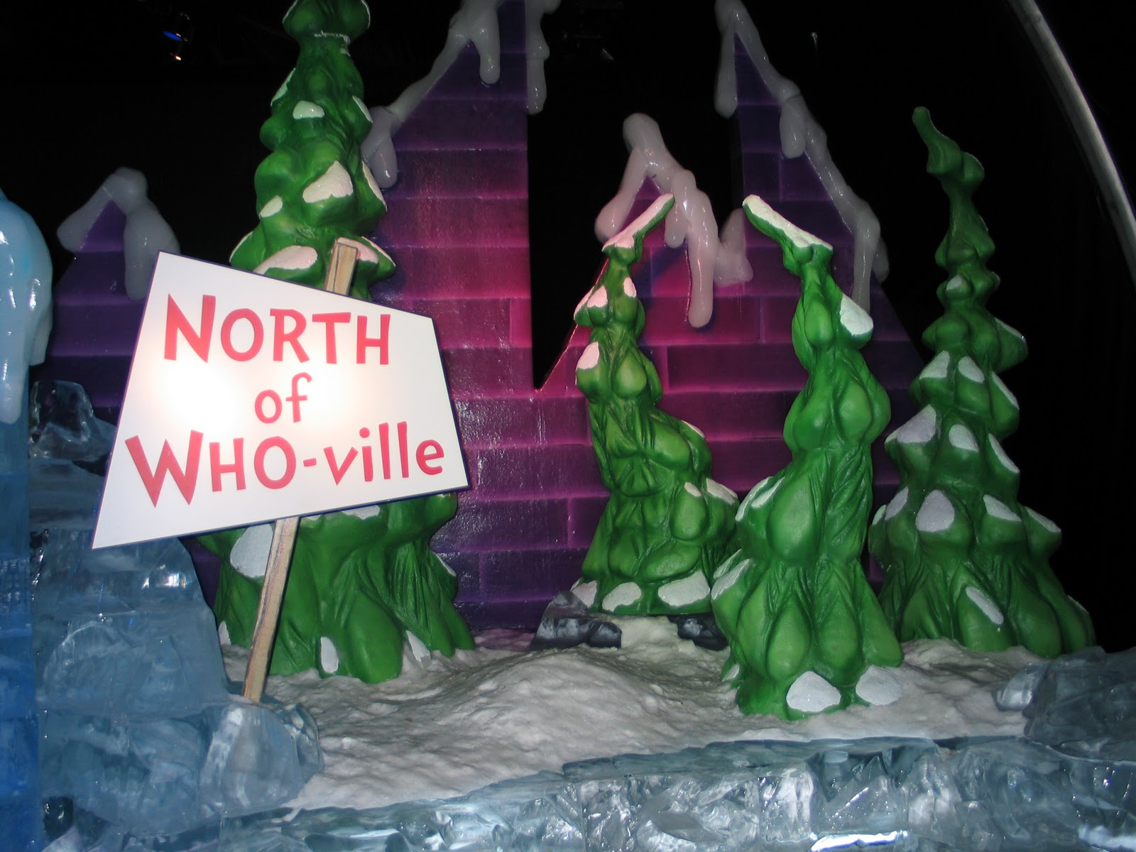 Dr seuss whoville houses how the grinch stole christmas