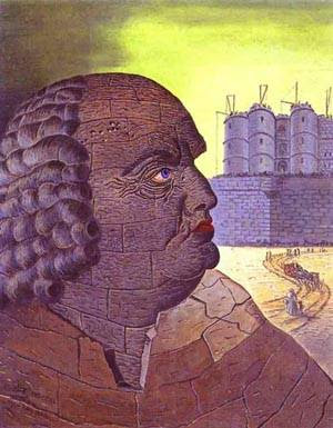 marquis de sade by man ray