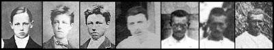 rimbaud photo comparisons