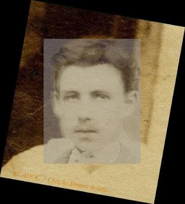 rimbaud photograph composite