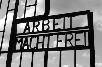 arbeit macht frei concentration camp