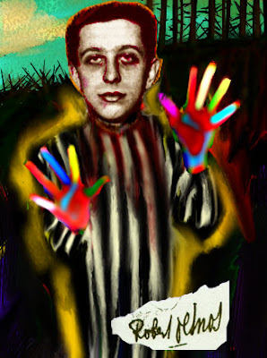 robert desnos painting hands surrealist