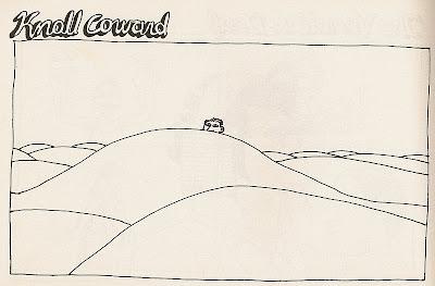 B. Kliban knoll coward