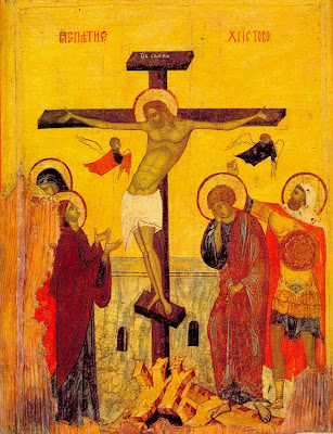 andrei rublev crucifiction jesus
