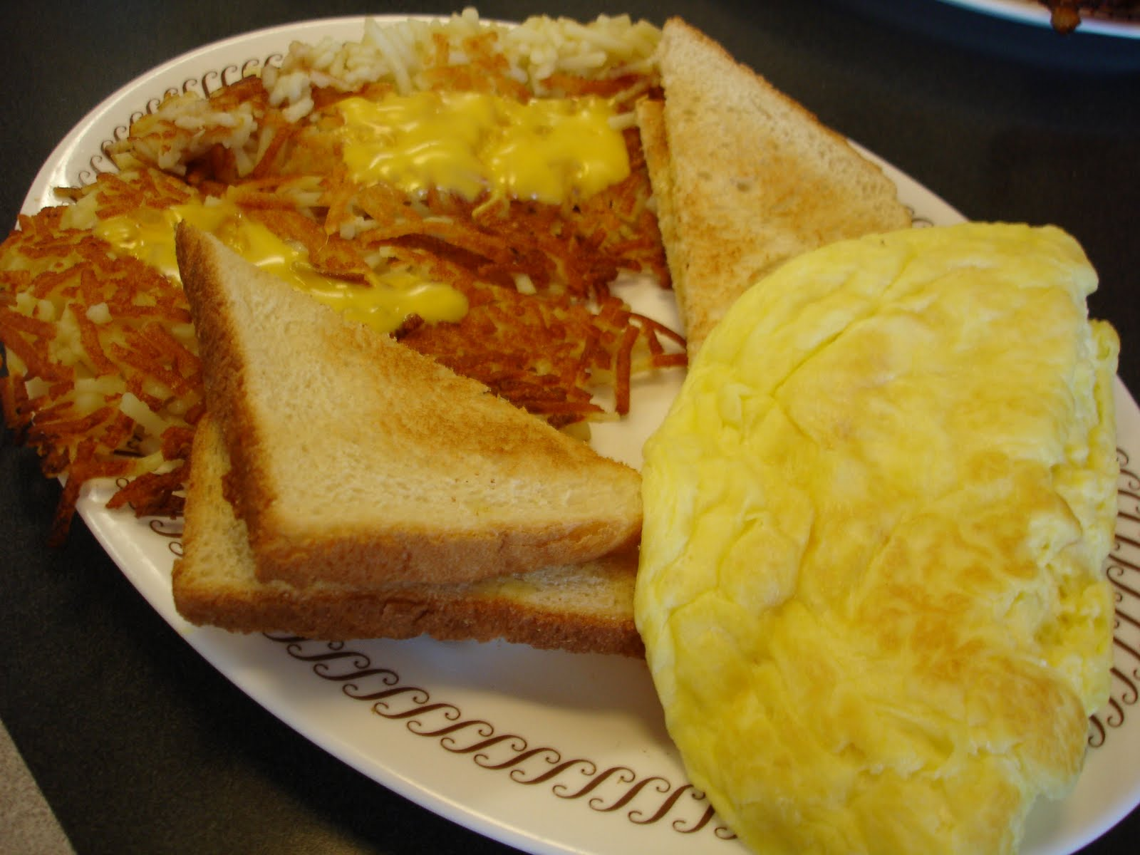 So many yummy foods so little time waffle house for Waffle house classic jukebox favorites