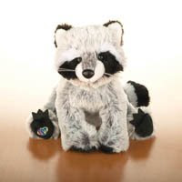 raccoon retired webkinz