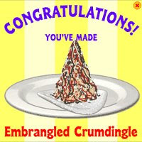 embrangled crumdingle webkinz recipes