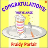 fraidy parfait webkinz secret recipes
