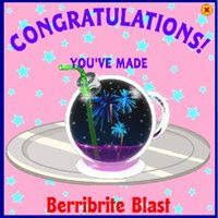 berribrite blast webkinz secret recipes