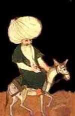 The Mulla On A Donkey
