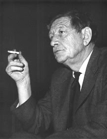 W.H.Auden - image from poetry collection website