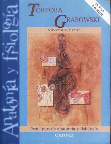 Libros De Ciencias De La Salud: Anatomia y Fisiologia - Tortora ...