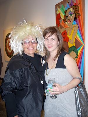 m. gert barkovich and Mera Rubell