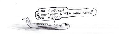 Coke for $2 - a cartoon by F. Lennox Campello, c.2009