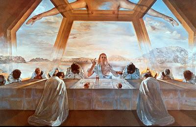 Dali Last Supper
