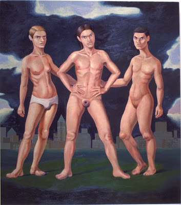 Catherine Tafur, The Three Graces