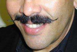 Leny Campello Mustache