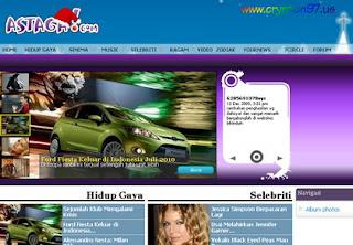 astaga!lifestyle on the net