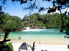Indonesia java INternational Destination, Sendang Biru Beach