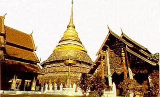 Lampang Temple