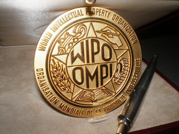 Primer Premio de Ciencia y Tecnología de la Organización Mundial de la Propiedad Intelectual
