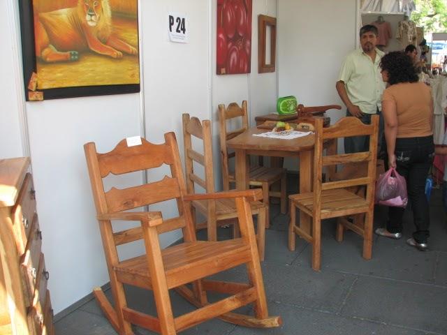 Guadalajara de hoy Muebles rústico