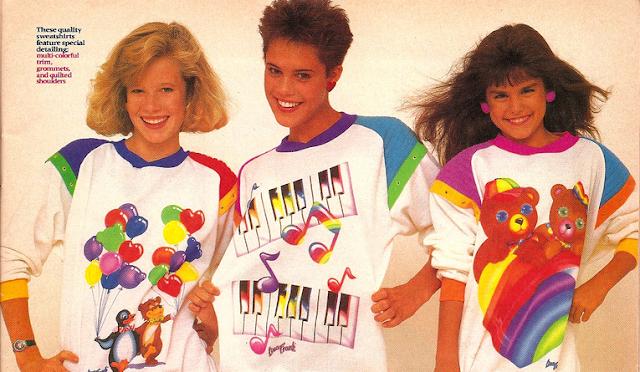 Retrospace Vintage Style 8 1980s Fashion