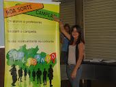 Participação da aluna de Jataí no Soletrando 2011