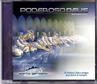 Santa Gera��o - Vol. 04 - Poderoso Deus 2002